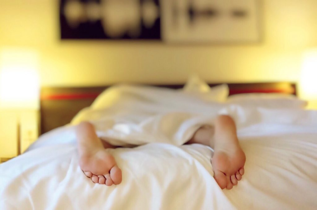 Tips for Good Sleep:  It's not About Counting Sheep