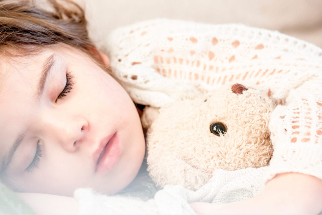 Unhealthy Light May be the Reason Why Your Kids Aren't Sleeping